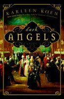 Cover image for Dark angels : a novel