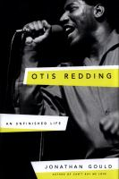 Cover image for Otis Redding : an unfinished life