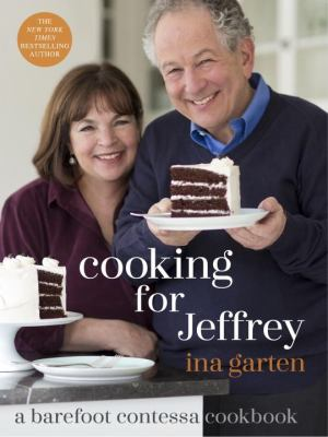 Cover image for Cooking for Jeffrey