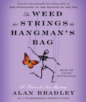 Cover image for The weed that strings the hangman's bag
