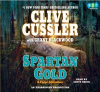 Cover image for Spartan gold