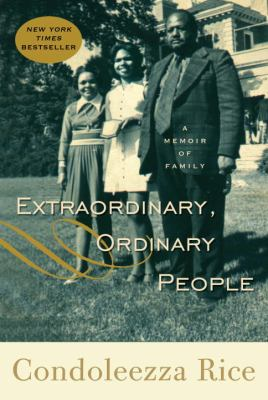 Cover image for Extraordinary, ordinary people : a memoir of family