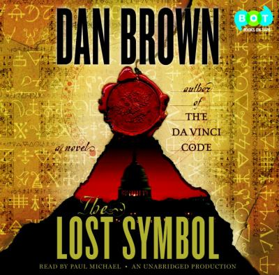 Cover image for The lost symbol : a novel