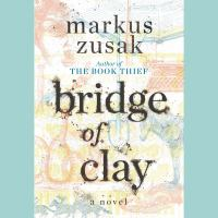 Cover image for Bridge of clay