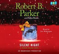 Cover image for Silent night : a Spenser Holiday novel