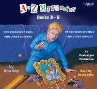 Cover image for A to Z mysteries. Books K-N