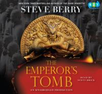 Cover image for The emperor's tomb : a novel