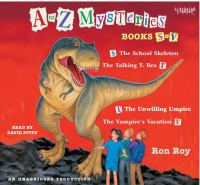 Cover image for A to Z mysteries. Books S-V