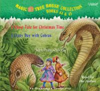 Cover image for Magic tree house collection. books 44-45