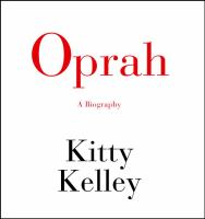 Cover image for Oprah [a biography]