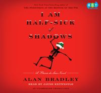 Cover image for I am half-sick of shadows