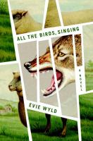 Cover image for All the birds, singing
