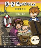 Cover image for A to Z mysteries. Books D-G