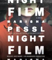 Cover image for Night film a novel