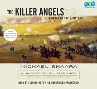 Cover image for The killer angels