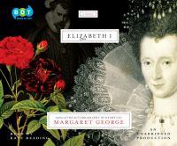 Cover image for Elizabeth I : a novel