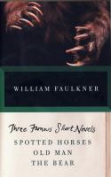 Cover image for Three famous short novels