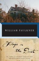 Cover image for Flags in the dust