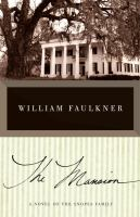 Cover image for The mansion