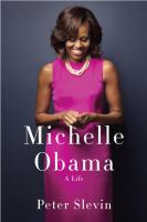 Cover image for Michelle Obama : a life