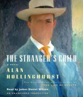 Cover image for The stranger's child