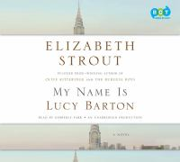 Cover image for My name is Lucy Barton : a novel
