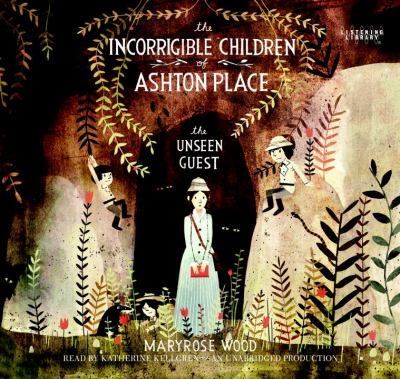 Cover image for The unseen guest
