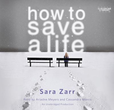 Cover image for How to save a life