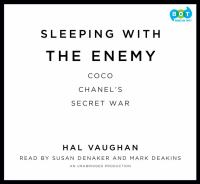 Cover image for Sleeping with the enemy [Coco Chanel's secret war]