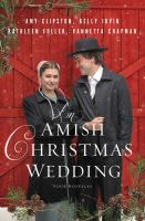 Cover image for An Amish Christmas wedding : four stories