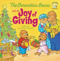 Cover image for The Berenstain Bears and the joy of giving