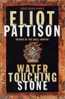 Cover image for Water touching stone
