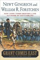 Cover image for Grant comes east : a novel of the Civil War