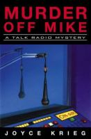 Cover image for Murder off mike