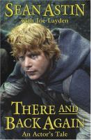 Cover image for There and back again : an actor's tale