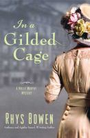 Cover image for In a gilded cage