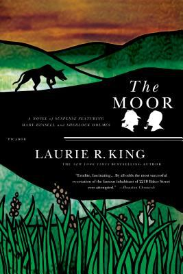 Cover image for The moor : a Mary Russell novel