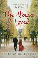 Cover image for The house I loved