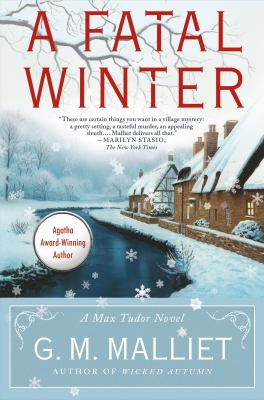 Cover image for A fatal winter : a Max Tudor mystery