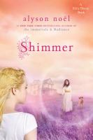 Cover image for Shimmer : a Riley Bloom book