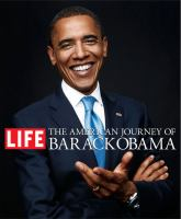 Cover image for The American journey of Barack Obama