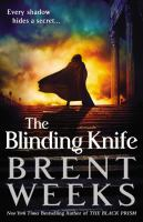 Cover image for The blinding knife