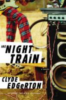 Cover image for The night train : a novel