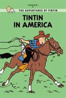 Cover image for Tintin in America