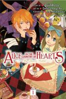 Cover image for Alice in the Country of Hearts.  My fanatic rabbit, 1