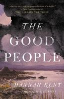 Cover image for The good people