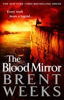 Cover image for The blood mirror