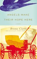 Cover image for Angels make their hope here : a novel
