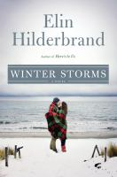 Cover image for Winter storms : a novel