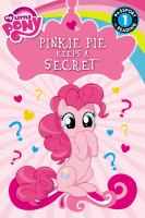 Cover image for Pinkie Pie keeps a secret